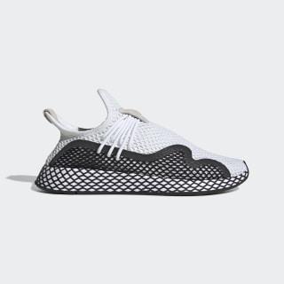 Chaussure Deerupt S Ftwr White / Core Black / Ftwr White BD7874