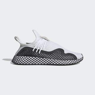 Deerupt S Shoes Cloud White / Core Black / Cloud White BD7874