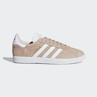 Sapatos Gazelle Ash Pearl / Ftwr White / Linen B41660