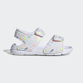 Chancla AltaSwim Ftwr White / Clear Orange / Hi-Res Yellow F34793