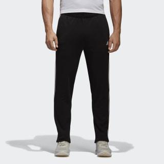 Kalhoty Essentials 3-Stripes Black/White BK7446