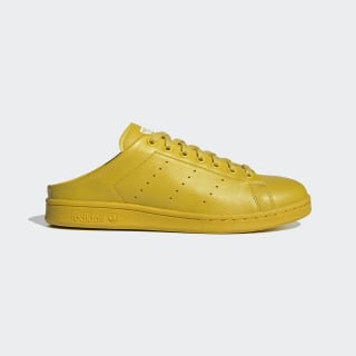 Stan Smith Slip-on Shoes Tribe Yellow / Tribe Yellow / Cloud White FX0531