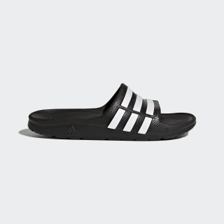 Duramo Slide Core Black / Footwear White / Core Black G06799