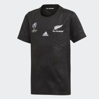 Maglia Home Rugby World Cup Y-3 All Blacks Black DY3781
