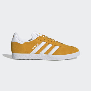 Gazelle Shoes Active Gold / Cloud White / Cloud White EE5507