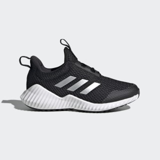 FortaRun Shoes Core Black / Cloud White / Silver Metallic FV5412