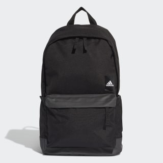 Classic Pocket Backpack Black / White DZ8255