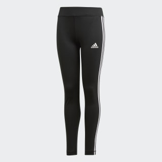 Training Equipment 3-Stripes Leggings Black / White DV2755