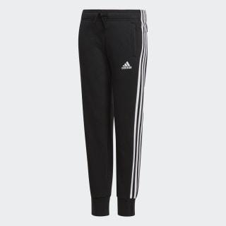 Essentials 3-Stripes Pants Black / White / White CF1837