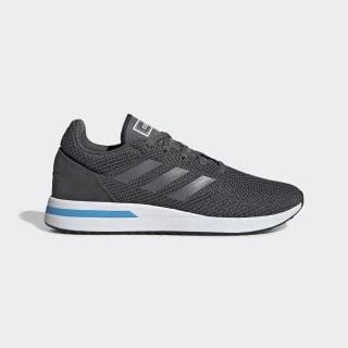 Run 70s Shoes Grey Six / Grey Four / Shock Cyan F34819