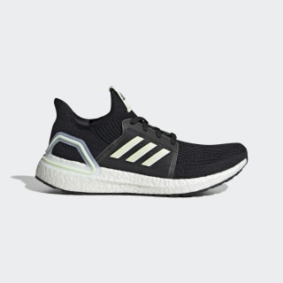 Chaussure Ultraboost 19 Core Black / Aero Green / Cloud White FV2553