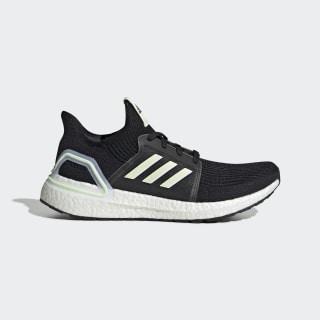 Ultraboost 19 Shoes Core Black / Aero Green / Cloud White FV2553