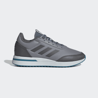 Кроссовки Run 70s grey / grey six / active teal EF0826