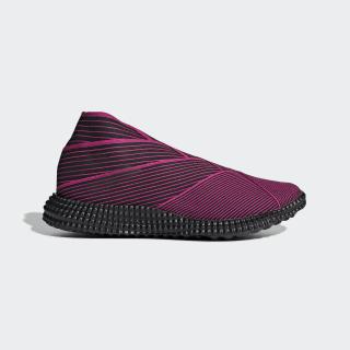 Zapatos de Fútbol Nemeziz 19.1 Core Black / Cloud White / Shock Pink F34729