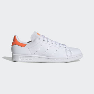 Stan Smith Shoes Cloud White / Solar Orange / Cloud White EE5863