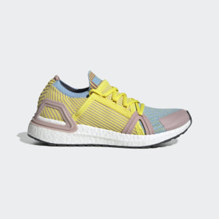Ultraboost 20 S sko Dusty Rose-Smc / Fresh Lemon / Clear Blue EG1071