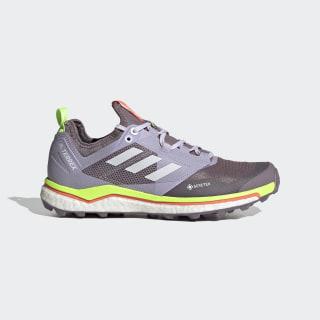Sapatos de Trail Running Agravic XT GORE-TEX TERREX Legacy Purple / Cloud White / Purple Tint EF2161