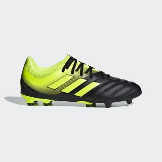 Copa 19.3 Firm Ground Cleats Core Black / Solar Yellow / Solar Yellow D98080