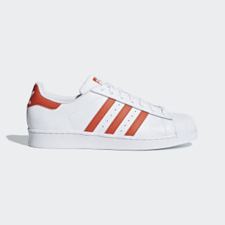Superstar Shoes Cloud White / Raw Amber / Cloud White G27807