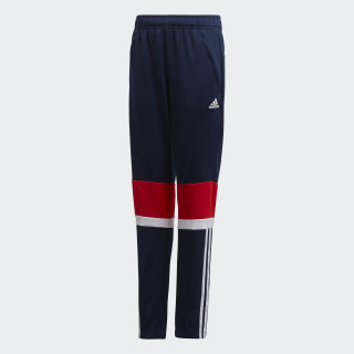 Calças Equipment Collegiate Navy / Vivid Red / White FK9489