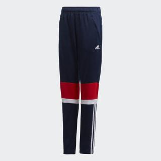 Pantalon Equipment Collegiate Navy / Vivid Red / White FK9489