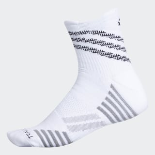Speed Mesh Team High Quarter Socks White CI0638