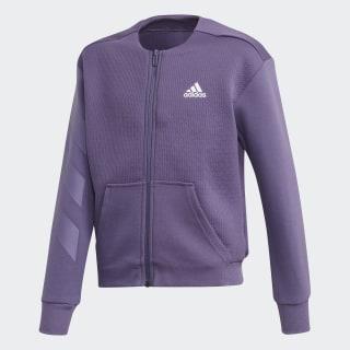 Casaca XFG Cover-Up Tech Purple / White FL1790