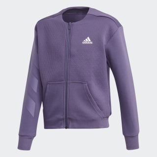 XFG Cover-Up Track Jacket Tech Purple / White FL1790