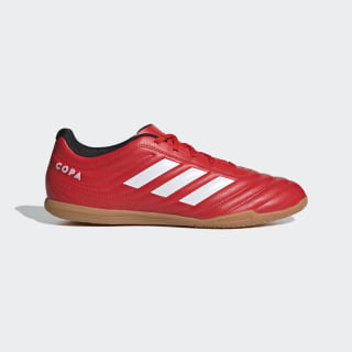 Copa 20.4 Indoor Shoes Active Red / Cloud White / Core Black EF1957