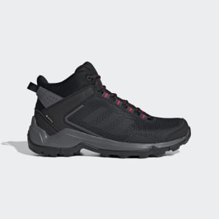 Terrex Eastrail GORE-TEX Mid Hiking Shoes Carbon / Core Black / Active Pink F36761
