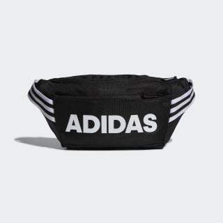 Classic 3-Stripes Waist Bag Black FM6882