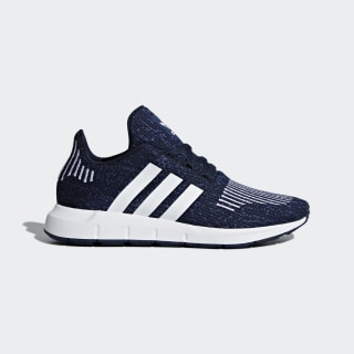 Swift Run Shoes Collegiate Navy / Cloud White / Mystery Blue B37118