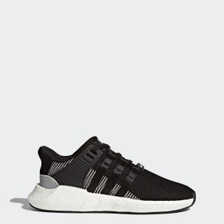 EQT Support 93/17 Shoes Core Black / Core Black / Cloud White BY9509