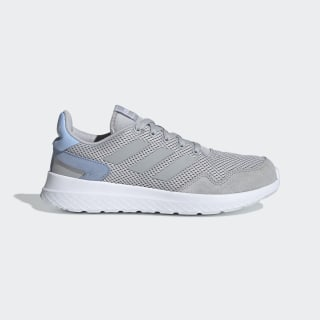 Scarpe Archivo Grey Two / Grey Two / Glow Blue EF0450