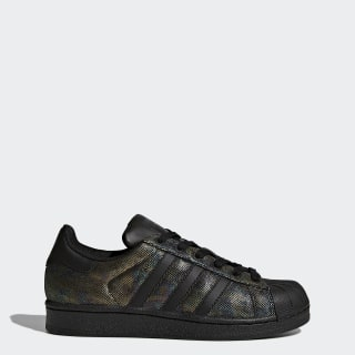 Calzado Superstar Iridescent CORE BLACK/CORE BLACK/CORE BLACK BY2184