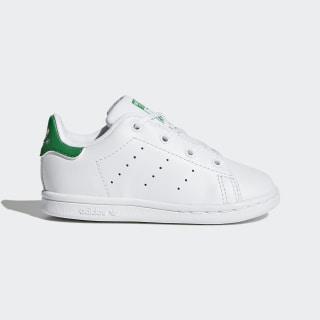 Chaussure Stan Smith Cloud White / Cloud White / Green BB2998