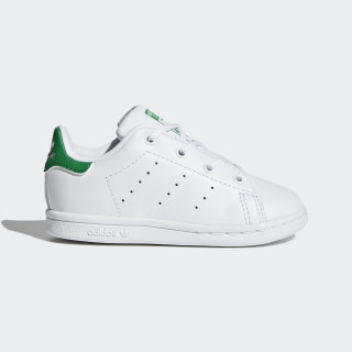 Stan Smith Shoes Cloud White / Cloud White / Green BB2998