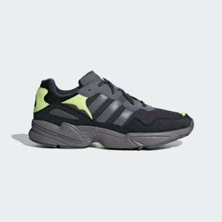 Sapatos Yung-96 Carbon / Grey Four / Solar Yellow F97180