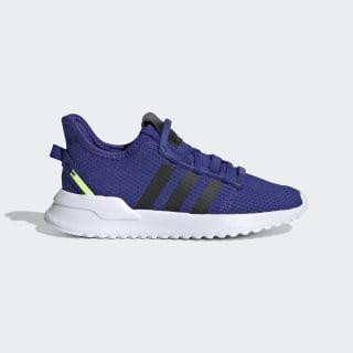 Tenis U_Path Run Active Blue / Core Black / Hi-Res Yellow EE7440