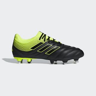 Copa 19.3 Soft Ground Boots Core Black / Solar Yellow / Core Black CG6920
