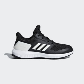 RapidaRun Knit Shoes Core Black / Running White / Carbon AH2608