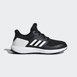 Sapatos Malha RapidaRun Core Black / Cloud White / Carbon AH2608