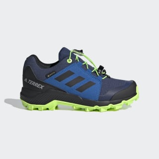 Terrex GORE-TEX Hiking Shoes Tech Indigo / Core Black / Signal Green EF2231