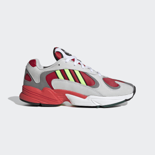 Yung-1 Shoes Cloud White / Signal Green / Solar Red EF5341