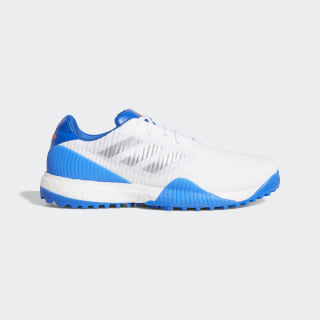 CodeChaos Sport Golf Shoes Cloud White / Silver Metallic / Glory Blue EF5711