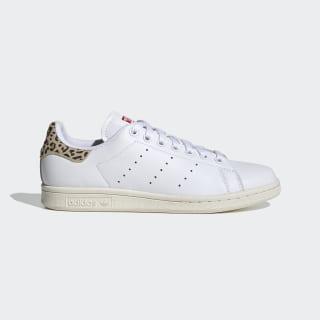 Stan Smith Shoes Cloud White / Scarlet / Chalk White FV8080