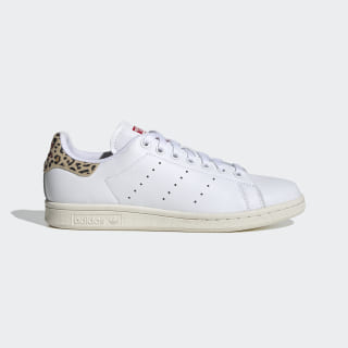 Stan Smith Shoes Cloud White / Scarlet / Chalk White FV8080