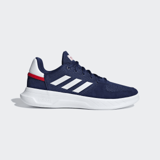 Tenis FUSION FLOW dark blue / ftwr white / active red F36232