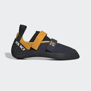 Scarpe da climbing Five Ten Wall Master Black / Semi Solar Gold / Core Black BC0868