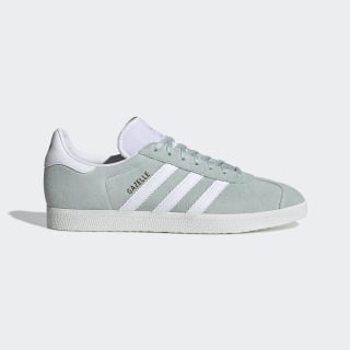 Gazelle Shoes Vapour Green / Cloud White / Crystal White DB3295